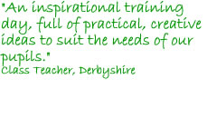Teacher's quote